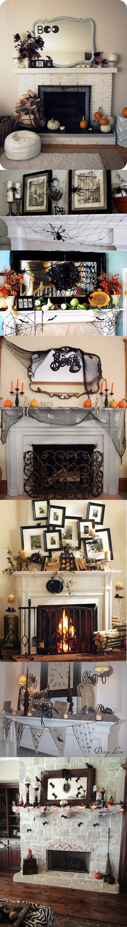 DecoracionChimeneasHalloween